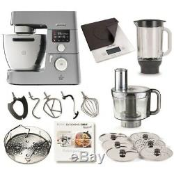 Kenwood KCC9061S Cooking Chef Gourmet stand mixer silver, free ship Worldwide