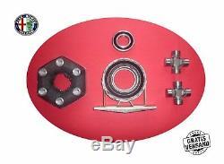 Kit di Riparazione Set Albero Cardanico Ragno Alfa Romeo 105/115 Giulia Gt
