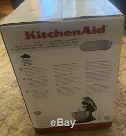 KitchenAid K45SS 4.5 QT Onyx Black Tilt-Head Stand Mixer New In Box SHIPS TODAY