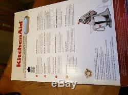 KitchenAid KSM150PSCU 325W Stand Mixer Brand New $250 free shipping