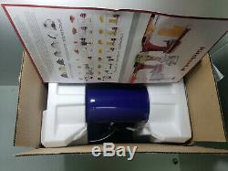 KitchenAid KSM88BU 4.5 Qt-Tilt Head Stand Mixer Cobalt Blue FREE SHIPPING