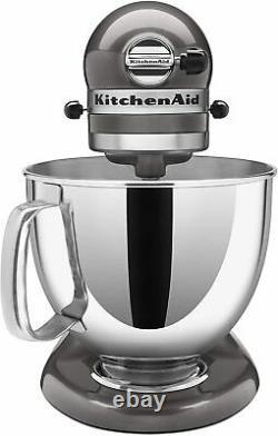 KitchenAid Liquid Graphite Artisan 5-qt. Stand Mixer KSM150PS FREE SHIPPING