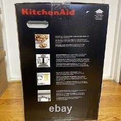 KitchenAid Pro 5 Plus 5 Quart Bowl-Lift Stand Mixer Onyx Black SHIPS FAST