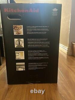 KitchenAid Pro 5 Plus 5 Quart Stand Mixer Matte Black NEW SHIPS NOW