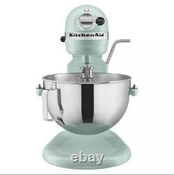 KitchenAid Pro 5 Plus KV25G0X Ice Blue 5-Quart Bowl-Lift Stand Mixer FAST SHIP