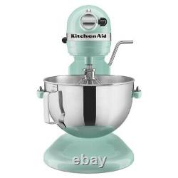 KitchenAid Pro 5 Plus KV25G0X Ice Blue 5 Quart Bowl-Lift Stand Mixer SHIPS ASAP