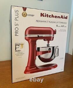 KitchenAid Professional 5 Plus Bowl-Lift Stand Mixer 5 Qt. IN HAND SHIPS NOW