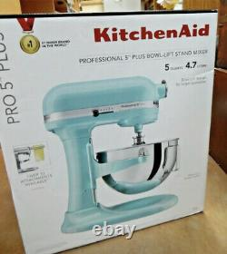 KitchenAid Professional 5 Plus Series 5 Quart Bowl-Lift Stand Mixer SHIPS FAST