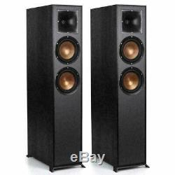 Klipsch R-625FA Dolby Atmos Floor Standing Speaker Pair FREE SHIPPING