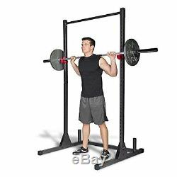 NEW Cap Barbell Power Rack Exercise Stand FREE SHIPPING