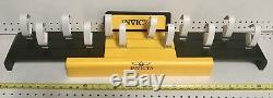 NEW INVICTA 3 ft wide watch Display Stand Hooks Base Showcase Fixture FREE SHIP