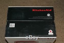 NEW KitchenAid KSM105GBCER 5-Qt. Tilt-Head Stand Mixer Empire Red! 2DAY Shipping