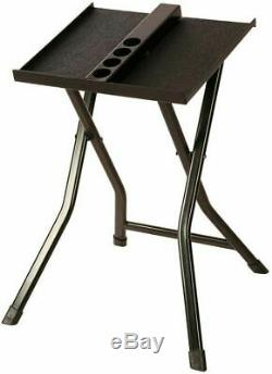NEW POWERBLOCK Large Compact Stand, Black SEALED IN BOX SHIPS IMMEDIATELY