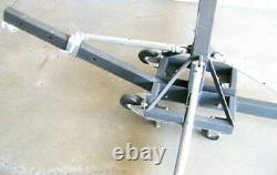 NEW! Pair Global Truss ST 157 Stands with Truss Adapters! Free US 48 State Ship