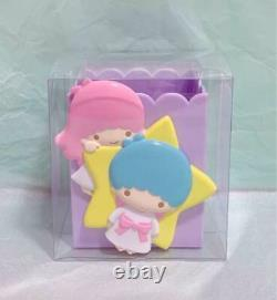 NEW! Sanrio Little Twin Stars Pen Stand Candy Cabinet From Japan DHL FedEx ship