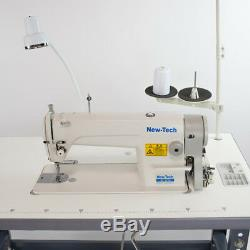 NEW-TECH GC-8700 Sewing Machine with Servo Motor, Stand & LED LAMPFREE SHIPPING