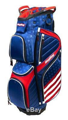 New Bag Boy USA Golf Bag Free Shipping- You Choose Model