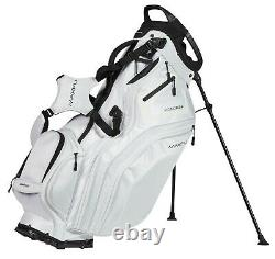 New Maxfli 2021 Honors Golf White 14-Way Stand Bag Free Shipping