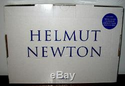 New Sealed Helmut Newton Sumo 2009 Edition Shipping Box Stand HC
