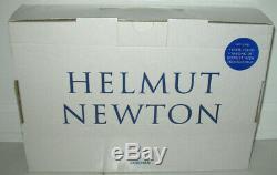 New Sealed Helmut Newton Sumo 2009 Edition Shipping Box Stand HC DJ Photographs