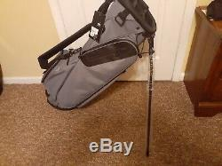 New Taylormade Stand Bag Grey FREE SHIPPING $119