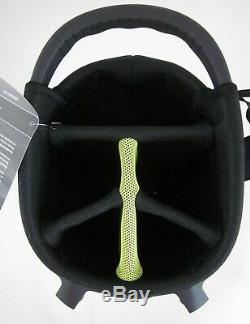 New With Tags! Cobra Golf Ultralight Stand Bag Black FREE SHIPPING