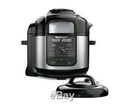 Ninja Foodi 8-qt. 9-in-1 Deluxe XL Pressure Cooker & Air Fryer SAME DAY SHIPPING