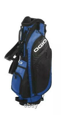 OGIO XL Xtra Light Stand Golf Bag Brand new in box- FREE SHIPPING Black/Blue