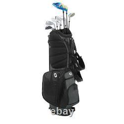 OGIO XL Xtra Light Stand Golf Bag Brand new in box- FREE SHIPPING Black/Grey