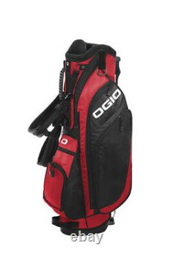 OGIO XL Xtra Light Stand Golf Bag Brand new in box- FREE SHIPPING Red