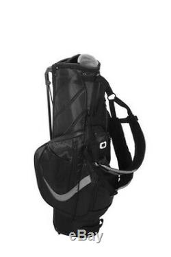 Ogio Vision 2.0 Stand Golf Bag Brand new in box- FREE SHIPPING Black and Silver