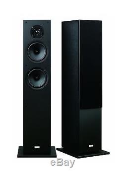 Onkyo SKF-4800 2-Way Bass Reflex Floor-standing Speakers (Pair) Free Shipping