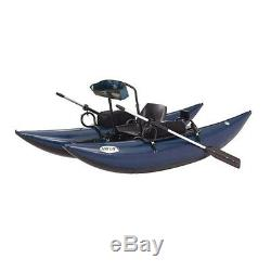 Outcast Fish Cat 10-IR Stand-Up Pontoon Boat Free Shipping and $75 Gift Card
