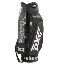 PXG Golf Performance 9.5 CB Carry Stand Bag Black Color Express Ship