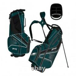 Philadelphia Eagles Gridiron Stand III Golf Bag New Free Shipping