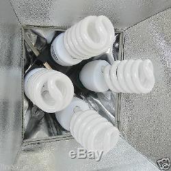 Photo Studio Lighting Softbox Kit Stand Bag Photography Light Kit Fast Ship