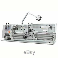 Pm-1236t 12x36 Ultra Precision Lathe Single Phase Taiwan Made Free Shipping