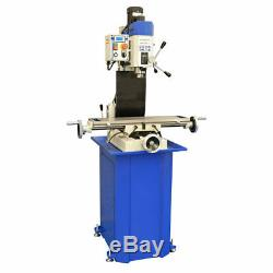 Pm-728vt Ultra Precision Vertical Bench Top Milling Machine Free Shipping