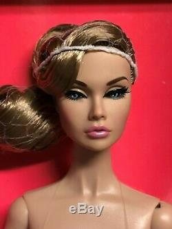 Poppy Parker Friend or Foe doll, accessories pictured, stand and COA FREE SHIP