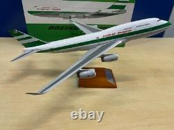 RARE JC Wings 1200 Cathay Pacific B747-400 ZK-NBS with display stand FREE SHIP