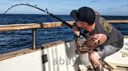 Rainshadow RCTB Stand Up Composite Tuna Rod Blank-Select Length/Power Free Ship