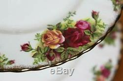 Royal Albert Old Country Roses 3-Tier Cake Stand, New, Free Shipping