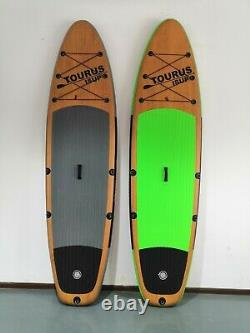 SUP Inflatable Stand Up Paddle Board, SUP with Accessories, Ships from USA