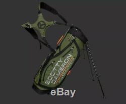 Scotty Cameron 2019 Pathfinder Green Stand Bag NIB Masters Release Global Ship