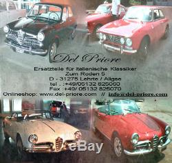 Set Rückleuchte Heckleuchte Original Seima Links Rechts Peugeot 504 Cabrio Coupe