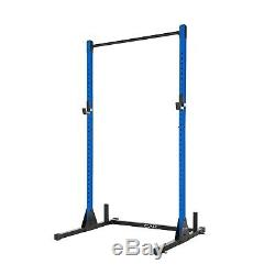 Ships Now! CAP Barbell Adjustable Power Rack Exercise Squat Stand Bench Press