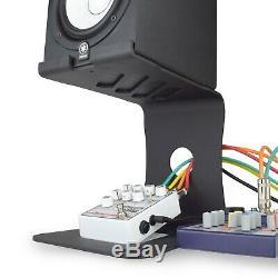 Soundrise Professional Desktop Speaker Stands (Black/pair) Free Shipping USA