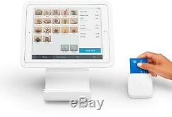 Square A-SKU-0278 Stand for Apple iPad White Brand new Free shipping