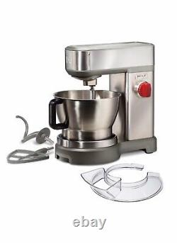 Stainless Steel Wolf Gourmet 7-Quart High-Performance Stand Mixer Free Shipping