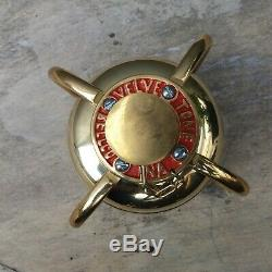 Stand Sweet Chimes Toned horse carriage brass bell Free shipping